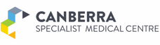 Canberra Specialist Medical Centre Logo
